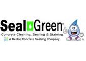 ReUse Concrete Sealing coupons or promo codes at sealgreen.com