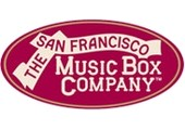 San Francisco Music Box coupons or promo codes at sfmusicbox.com