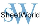 Sheet World coupons or promo codes at sheetworld.com