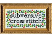Subversive Cross Stitch coupons or promo codes at shop.subversivecrossstitch.com