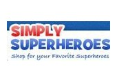 Simply Superheroes coupons or promo codes at simplysuperheroes.com