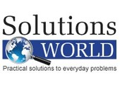 Solutions World coupons or promo codes at solutionsworld.co.uk