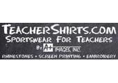Teachershirts.com coupons or promo codes at teachershirts.com