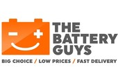 The Battery Guys coupons or promo codes at thebatteryguys.co.uk