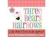 threebearshairbows.com coupons and promo codes