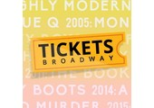 Tickets Broadway coupons or promo codes at ticketsbroadway.com