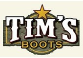 timsboots.com coupons or promo codes