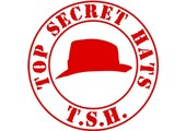 Top Secret Hats coupons or promo codes at topsecrethats.com