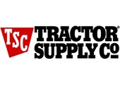 Tractor Supply Company coupons or promo codes at tractorsupply.com