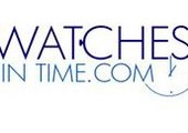 Watches in Time coupons or promo codes at watchesintime.com