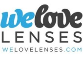 We Love Lenses coupons or promo codes at welovelenses.com